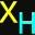 wood coffee table metal legs photo - 4